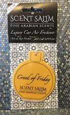 Creed Aventus Car Air Freshener. Creed of Friday Scent Salim