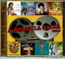 A Gozar La Salsa Vol 1    BRAND  NEW SEALED  CD