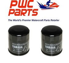 YAMAHA OEM Oil Filter 2-PACK VX Cruiser Deluxe VX110 F70 F50 F15 5GH-13440-50-00