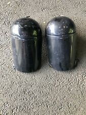 1950's Chevy Ford Dietz Hooded Signal Lights Nos Pair Model 9-51