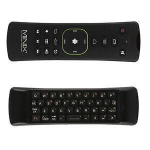 MINIX NEO A3 2.4G USB Wireless Voice Control Keyboard Mouse For Game Tv box