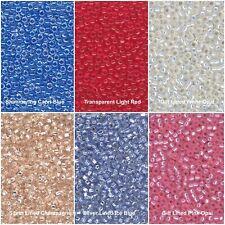 Toho Size 15/0 Seed Beads - 10g & 5g A Grade