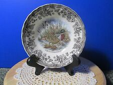 """Vintage Churchill china """"Vintage Game"""" - Anas Platyrhynchos Soup/Cereal bowl"""