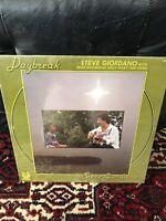 """Steve Giordano  """"Daybreak"""" (Muse Records MR 5211) original vinyl 1979 - SEALED!"""
