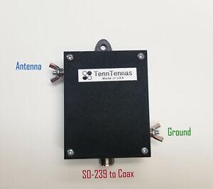 TennTennas End Fed Half Wave EFHW Antenna Transformer 49:1 FT-240-43100+ Watts