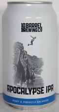 Apocalypse Ipa Beer Can, 10 Barrel Brewing, Oregon Craft Micro Brew