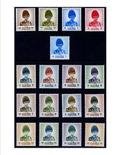 New listing Thailand - Thai royalty - Scott 1228-52 Mnh