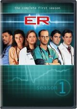 ER: The Complete First Season [New DVD] Repackaged, Subtitled, Widescreen