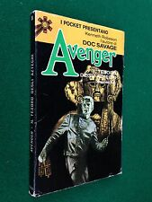 Kenneth ROBESON - AVENGER n.8 IL TESORO DEGLI AZTECHI , Ed. Longanesi (1975)