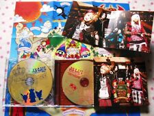 An Cafe CD + DVD Magnya Carta JAPAN First Press Limited Edition!!! Sleeve Case