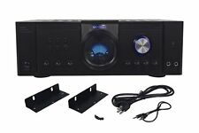 Technical Pro IAB80 2500w Integrated DJ Amplifier w/MP3+Color LCD+System Remote