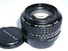 SMC Pentax A   1:1,4 50 mm (Pentax PK-A)
