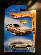 New ListingHot Wheels 2010 '81 DeLorean Dmc-12 #015 Silver
