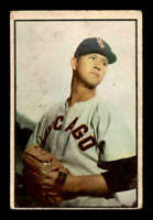 1953 Bowman Color #88 Joe Dobson  VG X1501898