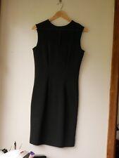 Gorgeous Emu Vintage Little Black Dress- Made in Australia Size 8-10