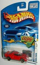 Hot Wheels 2002 #037 First Editions #25 of 42 Lancia Stratos Red Gold PR5s 52938
