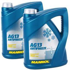 10 Liter MANNOL Kühlerfrostschutz Grün Antifreeze AG13 G13 Frostschutz
