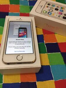Apple iPhone 5s Verizon 16GB Gold  UNLOCKED - A1533 - ME343LL/A (A2)