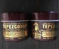 2x TEPEZCOHUITE COLLAGEN & VITAMIN E Anti-Aging Wrinkle, Acne, moisturizer Cream
