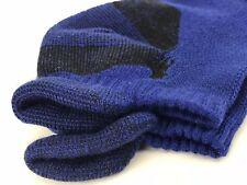 Men's Ralph Lauren POLO Blue13% WOOL Technical HIKER Low Cut Socks  - $30 Msrp