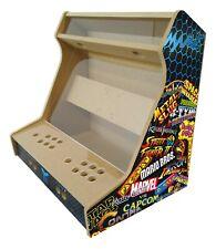 """Kit bartop TALENTEC 24"""" en madera DM. Opciones: Metacrilato, vinilos, 28 o 30 mm"""