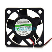 KDE2404PFVX 24V 1.9W  For Sunon Siemens inverter cooling fan 40*40*10mm 3pin