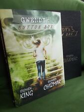 STEPHEN KING & RICHARD CHIZMAR GWENDY'S BUTTON BOX LIMITED ED HB NEW AND UNREAD