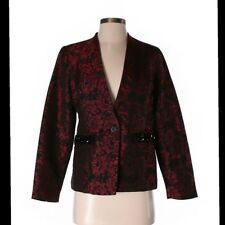Chico's Red Blazer Size 00 Retail $119