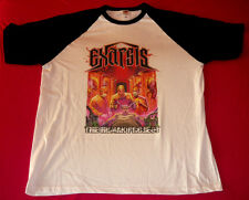 "EXARSIS ""The Human Project"" Baseball Shirt XL Vio-Lence Nuclear Assault THRASH"