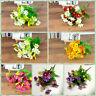 Artificial Mini Daisy Silk Flower Bouquets Arrangements Home Table Decor #HF0