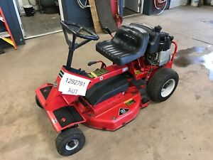 2010 Snapper SR1030 Riding Lawn Mower  T1292791
