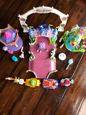 Disney Theme Parks SHOWTIME CELEBRATION PLAYSET Hasbro 2002 Magic Kingdom Lot