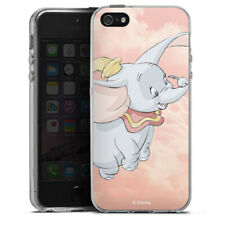 Apple iPhone 5 Silikon Hülle Case - Dumbo