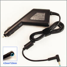 45W Car Charger for HP 19.5V 2.31A adapter Pavilion X2 11-H013dx 11T-H000 X360