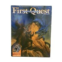 AD&D FIRST QUEST Box Set Complete Advanced Dungeons Dragons 2nd Edition 1994 TSR