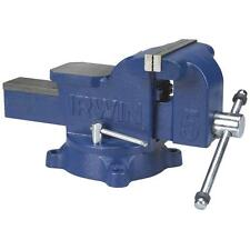 "Irwin 5"" Workshop Bench Vise"