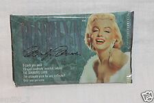 NEW 1 PACK OF MARILYN MONROE TRADING CARDS THE DIAMOND CARD 1993