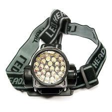 (EEK:A) 28LEDs Stirnlampe Kopflampe Fahrrandlampe Campinglampe Stirnleuchte