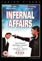 Infernal Affairs DVD Nuevo DVD (TVD4064)