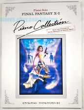 Final Fantasy X-2 Piano Collections SHEET MUSIC Song Book FFX-2 Ships from USA