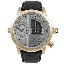 """Boegli Grand Opera Mozart """"la Flûte Enchantée"""" Automatic Men's Watch M.900"""