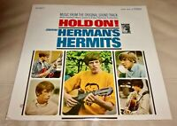 Hold On by Herman's Hermits (Vinyl LP, 1966 USA Sealed)