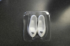 Franklin Mint Princess Diana Doll Wedding Bride Embellished Shoes