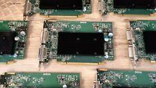 Matrox M9120 Graphics Video Card PCI Express x16 512MB M9120-E512F VGA