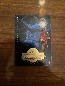 Rare 98/99 SPX Finite  Radiance Of Michael Jordan. Serial #544/590
