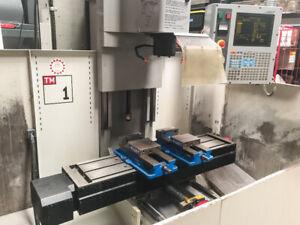 Haas TM1 2002 CNC milling machine