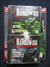 Tom Clancy's Rainbow Six Bundle: PC Game, Eagle Watch, Strategy Guide