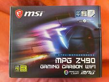 MSI Motherboard Intel 1151 MPG Z490 Gaming Carbon WiFi