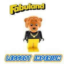 LEGO Fabuland Lionel Lion - rare minifig fab7f FREE POST