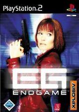 PS2 / Sony Playstation 2 Spiel - Endgame unterstützt Laser Gun mit OVP